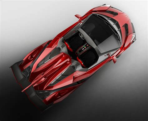 Lamborghini Veneno V12 Lamborghini Veneno Roadster Packs 750hp V12 Its