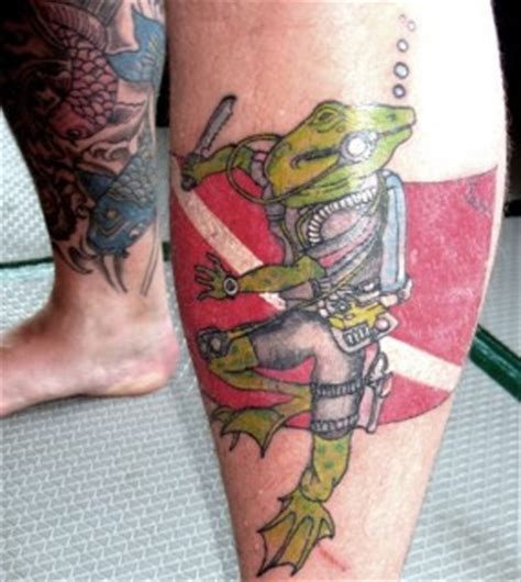 scuba diving tattoos scuba diving diving and scuba diving on