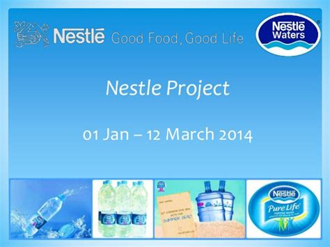 email nestle nestle water presentation