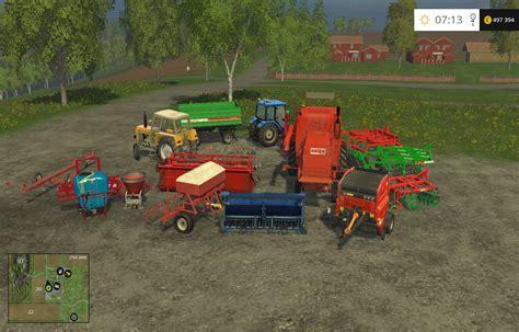 in timer for ls modpack 243 w v1 for ls 2015 farming simulator 2015 15 mod
