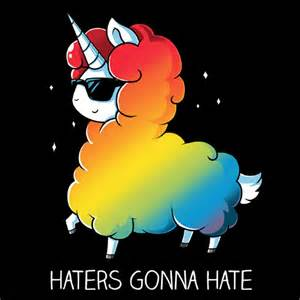 haters gonna funny cute amp nerdy shirts teeturtle
