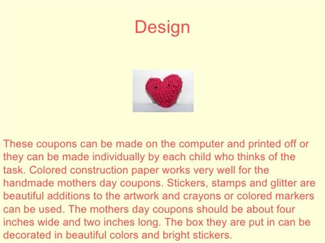 promo alert spend the picture perfect mothers day at iw mothers day coupons make the perfect gift for mom