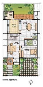 Row Home Plans Floor Plan Esperanza Bangalore Cmd Developers