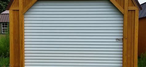 Metal Roll Up Doors by Steel Roll Up Doors For Sheds Self Storage Buildings