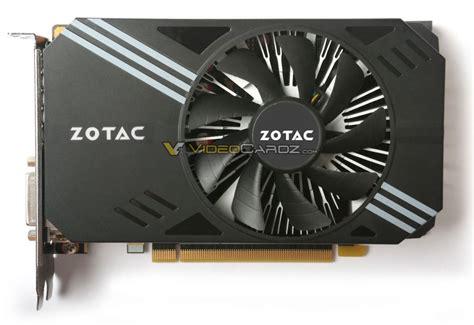 Vga Gtx 1060ti Zotac Geforce Gtx 1060 And Mini Detailed Videocardz
