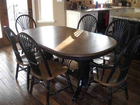 Dining Room Set Refinishing Dining Room Sets Telisa S Furniture And Cabinet