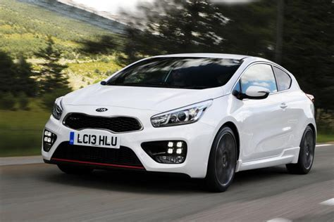 Kia Tech Kia Pro Cee D Gt 2013 Review Auto Express