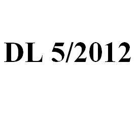 dati appalti pubblici dl 5 2012 e nazionale appalti pubblici