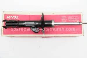Shockbreaker Shockabsorber Vios Belakang Gas shock absorber depan kayaba japan new vios limo yaris