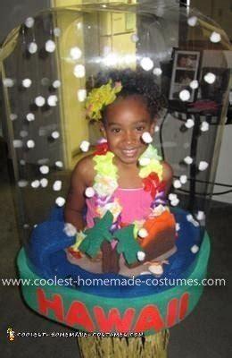 cutest snowglobe costume