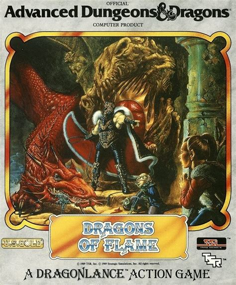 Advanced Dungeons Dragons Dragons Of advanced dungeons dragons dragons of fiche rpg