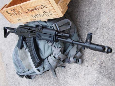 arsenal guns gun review arsenal sam7sf ak pattern rifle the firearm