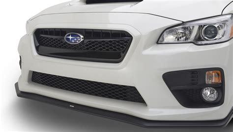 Subaru Parts Outlet by 2015 Subaru Sti Sti Underspoiler Front Sti Underspoiler