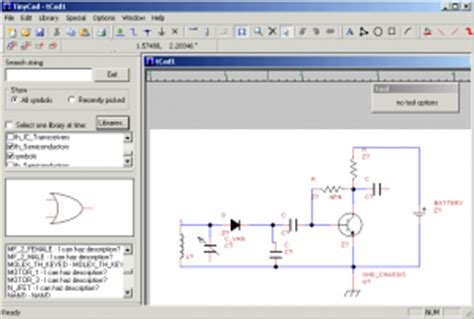 software to draw circuit diagrams pcb designer electronic circuits