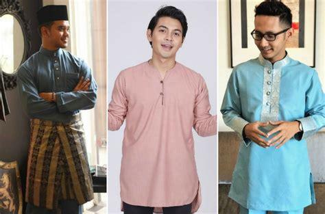 Baju Melayu Untuk Lelaki 10 inspirasi baju melayu dan kurta selebriti lelaki untuk anda til segak lebaran ini
