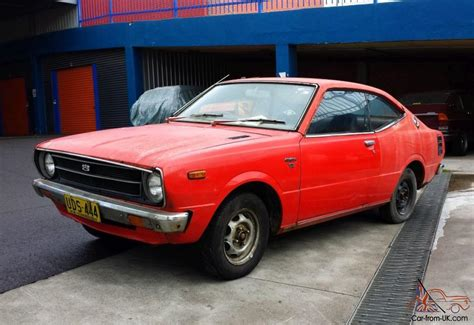 toyota ke35 coupe 1977 toyota corolla se ke35 3k coupe project manual with