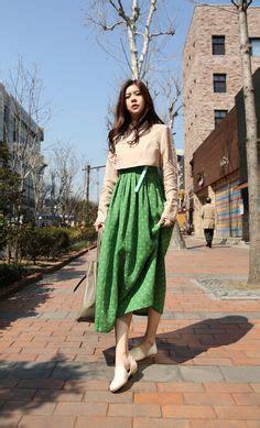 Sabrina Classic Fashion Wanita 1000 images about korea hanbok on korean