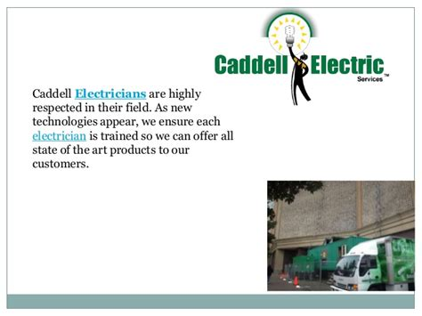 caddell electric electrician dallas tx electricians electricians in dallas tx