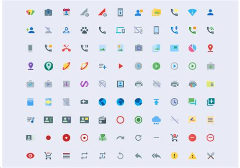 material design icon reference free resources for designers and developers issue 1