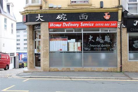imperial gardens plymouth no to be taken against plymouth takeaway accused of