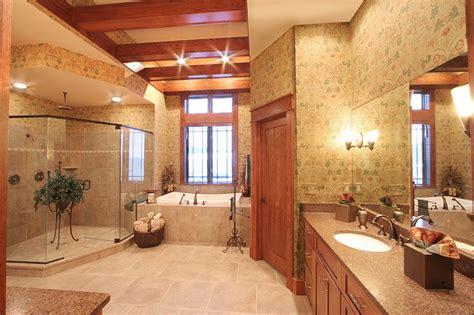 custom master baths  drawn  studer residential designs