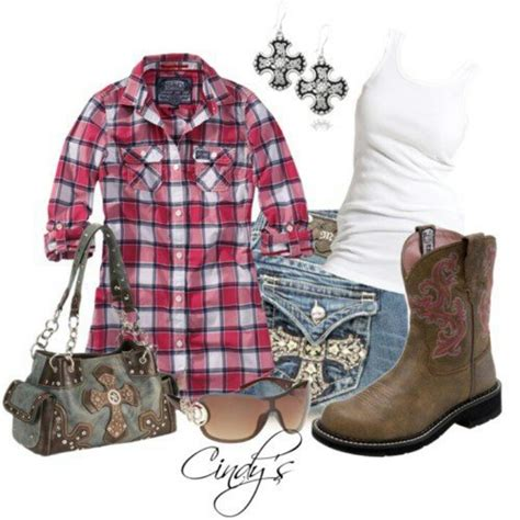 edgy country clothes