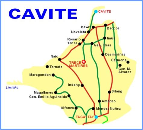 Cavite The by Everything About Cavite About Cavite