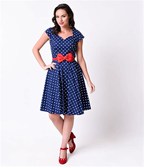 1950s sweetheart swing dress 1000 images about pretty polka dots on pinterest swing