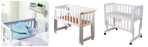 culle da attaccare al letto co sleeping bonding e bedside cots o culle da affiancare