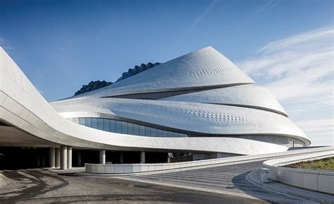 who designed opera house harbin opera house 2015 12 01 architectural record