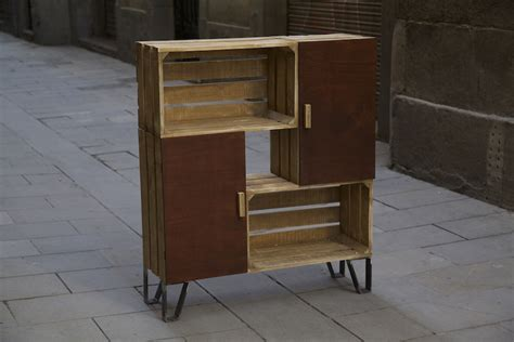 tu muebles ideas para decorar tu casa con muebles de madera reciclada