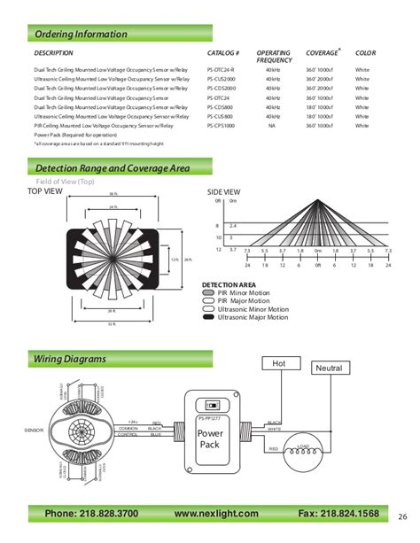 ceiling mounted occupancy sensor wiring diagram leviton