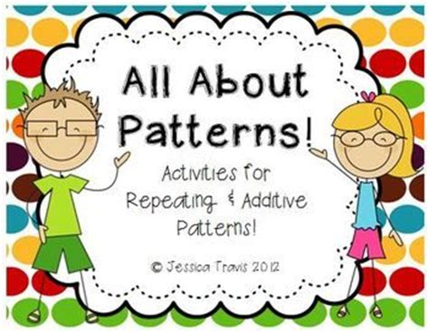 repeating pattern interactive games 10 images about math patterns on pinterest count