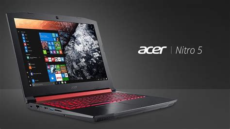 Laptop Acer Nitro acer nitro 5 gaming laptop review