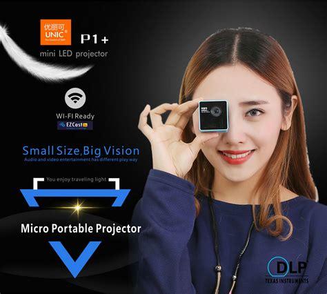Timbangan Perhiasan 500g Timbangan Mini Perhiasan unic p1 wifi dlp proyektor mini 640p 30 lumens black
