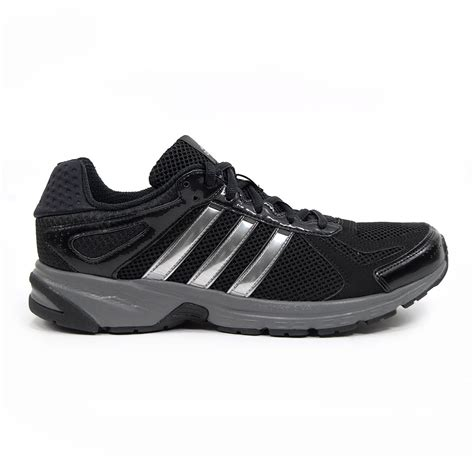 adidas duramo 5 m black metal silver running shoes q33523