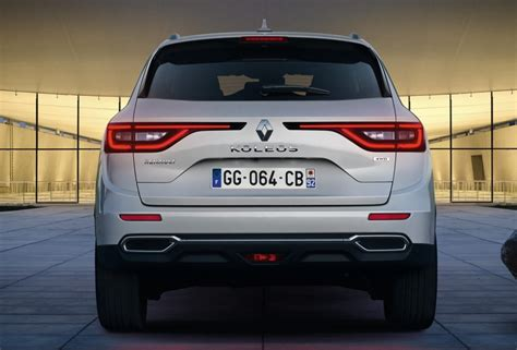 renault koleos 2017 7 seater 2017 renault koleos qm6 launched in with 2 0 dci