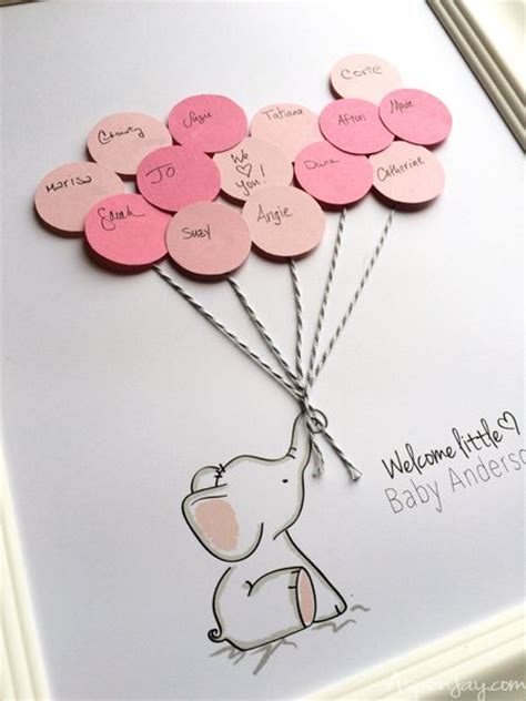 Baby Shower Keep Sakes by 14 Best Images About Fingerprint Guestbook Babyshower On