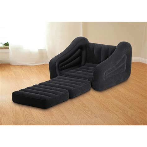 poltrone gonfiabili intex fauteuil gonflable convertible matelas intex chauffeuse