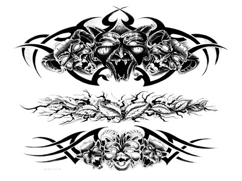 transparent tattoos with transparent background img12 171 black and white