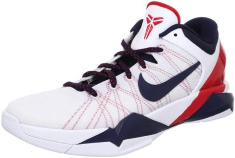 team usa basketball shoes gt gt cheap nike zoom vii system team usa olympic white