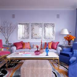 Living Room Colours Homebase Pink Living Room The King Of Color Ny
