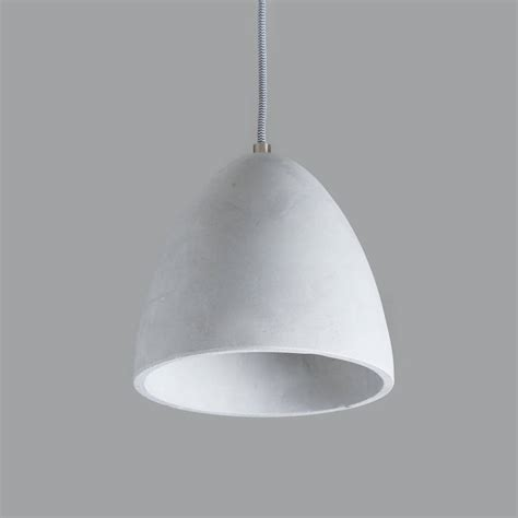Architectural Pendant Lighting Fela Architectural Concrete Pendant Light By Horsfall Wright Notonthehighstreet