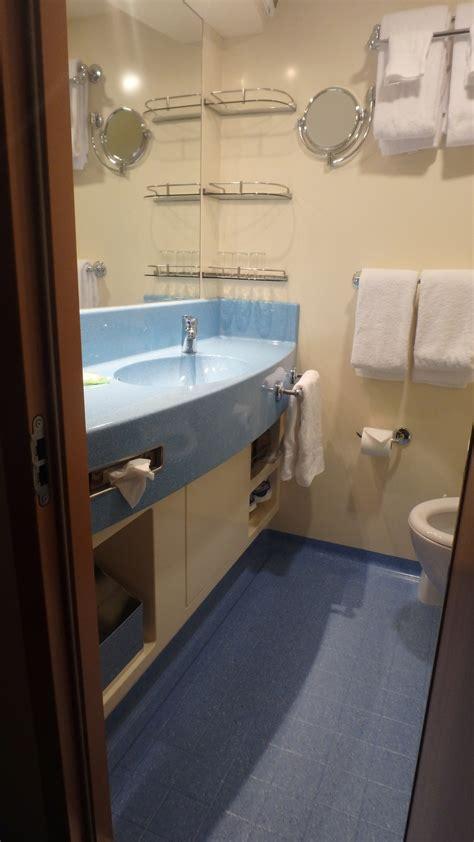 vista bathroom ship on carnival vista cruise ship cruise critic