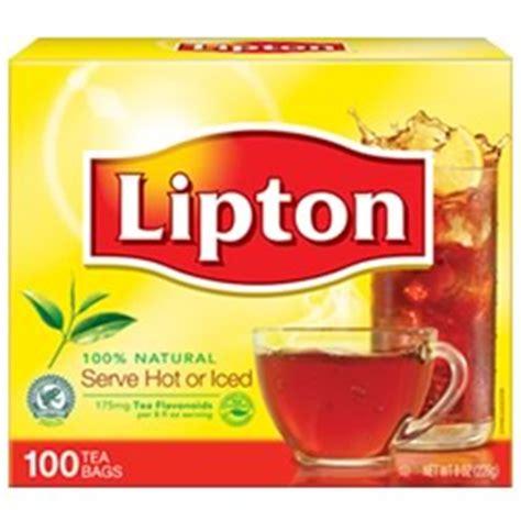 Caffeine in Lipton Tea