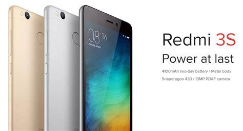 Xiaomi Redmi 3s Pro Rom 32gb Platinum xiaomi redmi 3s global edition 5 inch 3gb ram 32gb rom snapdragon 430 octa 4g smartphone