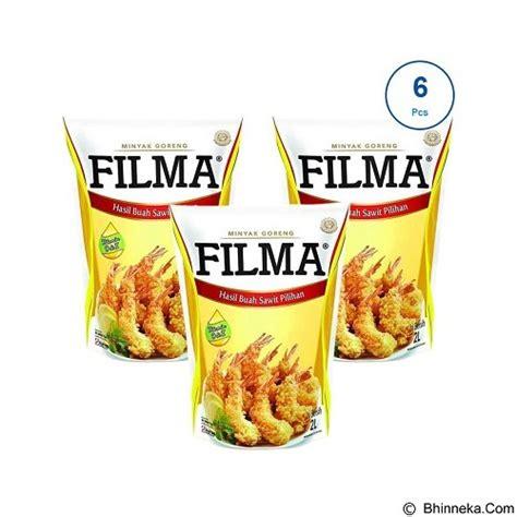 jual filma pouch minyak goreng 2 l 6 pcs merchant murah