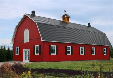 barn roof roofing contractor in northern kentucky the blue roof