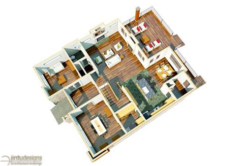3d Floor Plan Rendering by 3d Floor Plan Rendering Homes Floor Plans