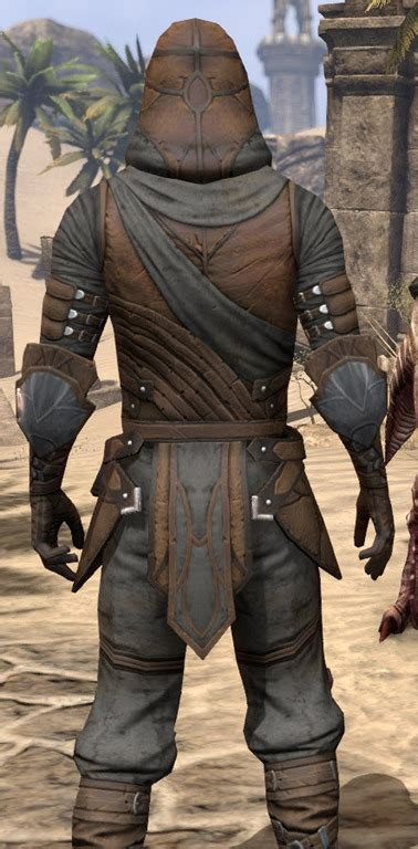 eso fashion thieves guild leathers elder scrolls